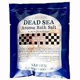 デッドシー・アロマバスソルト/ヒノキ 80g 【DEAD SEA AROMA BATH SALT】死海の塩+精油+ハーブ/入浴剤(入浴用化粧品)