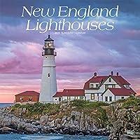 New England Lighthouses 2020 Calendar