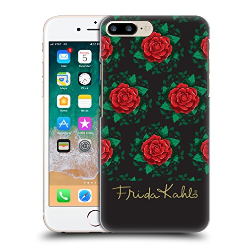 dc1043f207 Official Frida Kahlo リーフィー ローズ ハードバックケース Apple iPhone 7 Plus/iPhone 8 Plus