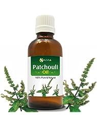 PATCHOULI OIL 100% NATURAL PURE UNDILUTED UNCUT ESSENTIAL OIL 30ML