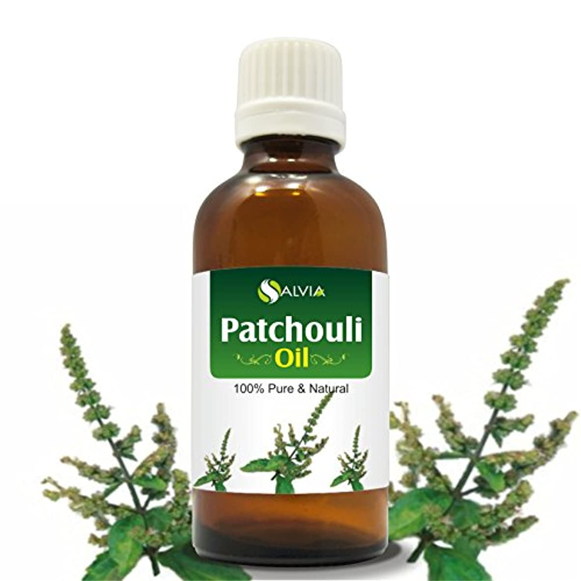 奴隷ランデブー移行するPATCHOULI OIL 100% NATURAL PURE UNDILUTED UNCUT ESSENTIAL OIL 30ML