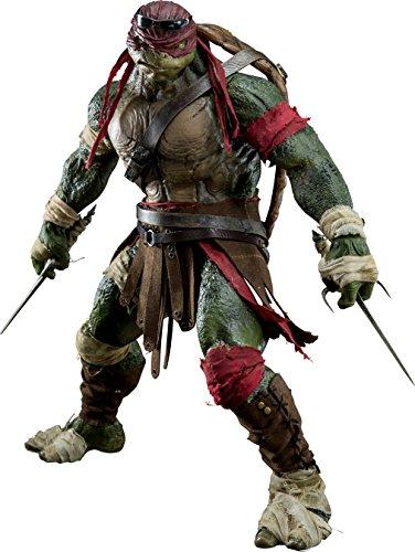 Teenage Mutant Ninja Turtles Raphael 1/6スケール ABS&PVC&POM製塗装済み可動フィギュア