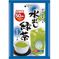 国太楼 国太楼 水出し緑茶 3.5g×50袋入