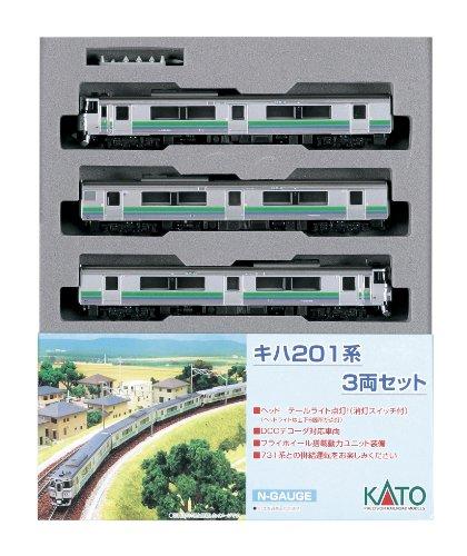 Nゲージ 10-499 キハ201系 (3両)