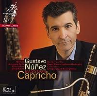 Caprichio by Gustavo Nunez (bassoon)
