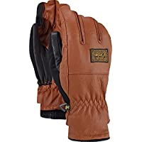 (バートン) Burton メンズ スキー?スノーボード グローブ Burton Free Range Gloves 2018 [並行輸入品]