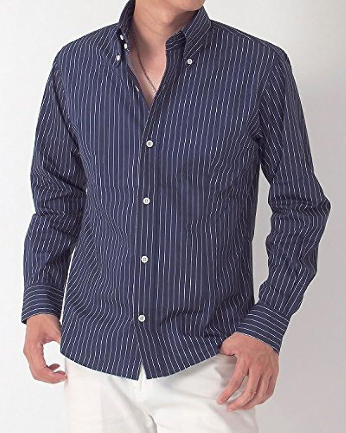 量欲しいですデマンド(エムシー) MC 国産に拘ったハイグレードアイテム ドゥエボットーニボタンダウンドレスシャツ