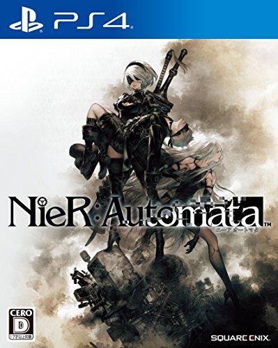 ニーア オートマタ(初回生産特典「ポッドモデル:白の書」が使えるプロダクトコード 同梱) - PS4をアマゾンで購入