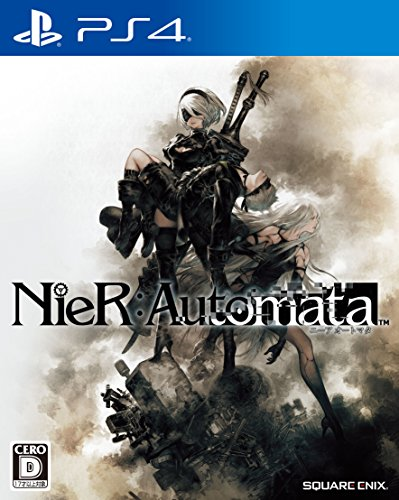 ニーア オートマタ(初回生産特典「ポッドモデル:白の書」が使えるプロダクトコード 同梱) - PS4