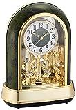 CITIZEN (シチズン) 置時計 パルドリームR427 電波 時計 12曲毎正時メロディ 4RN427-005