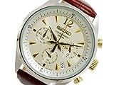 セイコー SEIKO クロノグラフ クオーツ メンズ 腕時計 SSB069P1 [並行輸入品]