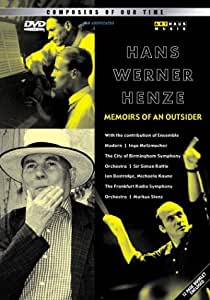 Composers of Our Time: Memoirs of an Outsider [DVD] [Import]