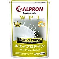 アルプロン -ALPRON- WPIホエイプロテイン レモンヨーグルト風味3kg 【約150食分】