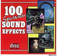100 Spectacular Sound Effects