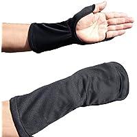 UVカット 指まで隠れるハンドカバー 【手の甲の日焼け防止手袋】紫外線対策