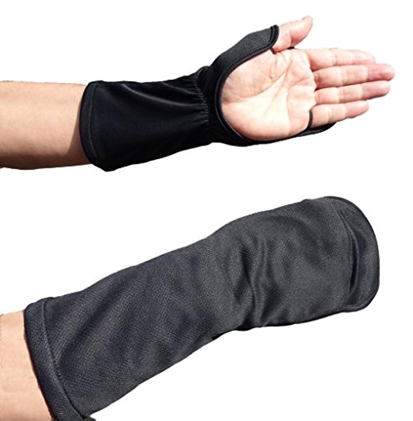 討論ジャベスウィルソンすみませんUVカット 指まで隠れるハンドカバー 【手の甲の日焼け防止手袋】紫外線対策
