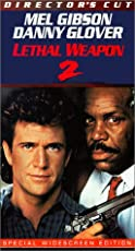 Lethal Weapon 2 (Ws Dir) [VHS] [Import]