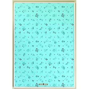 アルミ製パズルフレーム ディズニー専用セーフティパネル 2000ピース用 ホワイト (73x102 cm)