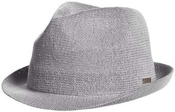 BEAMS 帽子 プレート サーモハット メンズ Gray One Size