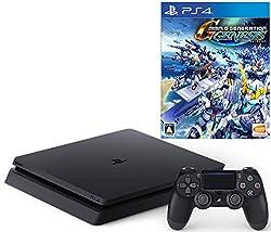 PlayStation 4 ジェット・ブラック 500GB(CUH-2000AB01)+ SDガンダム ジージェネレーション ジェネシス