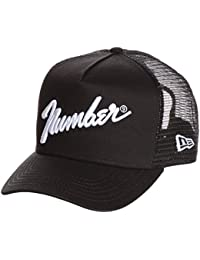 (ナンバーナイン) NUMBER (N) INE MESH CAP_NUMBER (N) INE×NEW ERA_number9 BH1NNE003 BLACK ONE