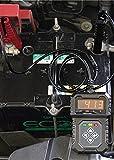 メルテック 大自工業 バッテリー診断機(LEDデジタル表示) DC12V 診断内容:CCA値・CA値・MCA値 バッテリー劣化・発電状態&始動能力検知 [ ML-102 ]