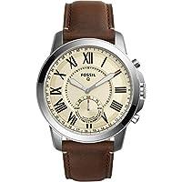 [フォッシル]FOSSIL 腕時計 Q GRANT ハイブリッドスマートウォッチ FTW1118 メンズ 【正規輸入品】