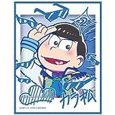 おそ松さん アイドルフォト風ハンドタオル カラ松(Flying ver.)