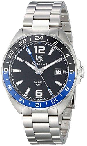 タグホイヤー フォーミュラ1 GMT 腕時計 メンズ TAG Heuer WAZ211A.BA0875[並行輸入品]