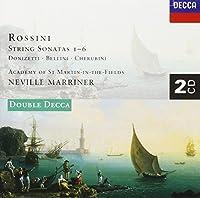 Rossini: String Sonatas 1 - 6 (2001-12-21)