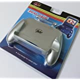 GBA SP専用ハンドグリップ (シルバー) ( ゲームボーイアドバンスSPで使用可能 )