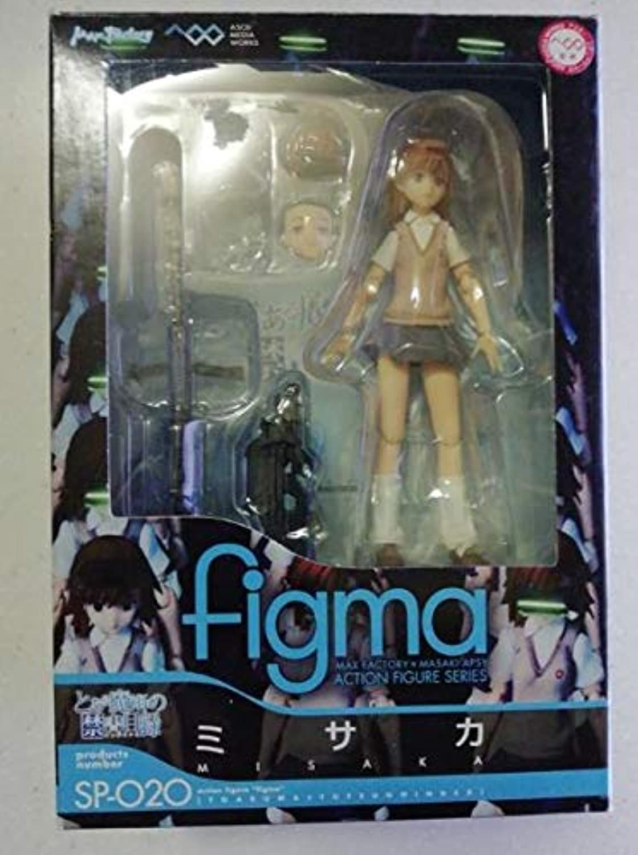 figma とある魔術の禁書目録 ミサカ(電撃屋限定)