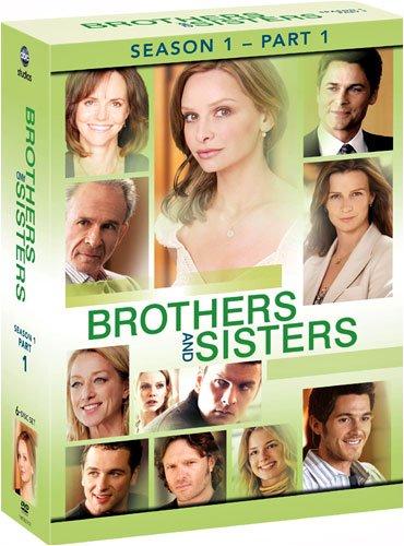 ブラザーズ&シスターズ シーズン1 コレクターズBOX Part1 [DVD]の詳細を見る