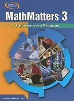 MathMatters 3: An Integrated Program [並行輸入品]