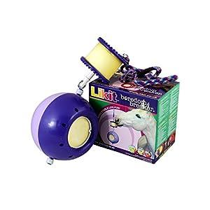 (リッキット) Likit 馬用 ボアダムブレーカー おやつ入れ おもちゃ ペット用 (ワンサイズ) (パープル/ライラック)
