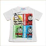 きかんしゃトーマス 半袖Tシャツ 100cm/110cm/120cm (642TM0011-A) (110cm)