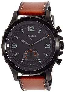 [フォッシル]FOSSIL 腕時計 Q NATE ハイブリッドスマートウォッチ FTW1114 メンズ 【正規輸入品】