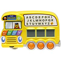 VTech Letter Sounds Learning Bus 「チャレンジ! 英語バス」 正規輸入品 80-126300