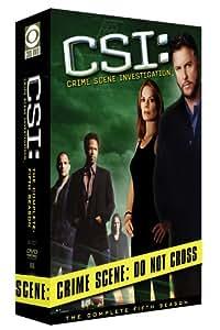 Csi: Complete Fifth Season [DVD] [Import]