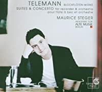 Telemann: Suites & Concerto for Recorder (2006-05-03)