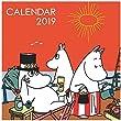 学研ステイフル ムーミン 2019年 カレンダー 壁掛け ORANGE BM12090