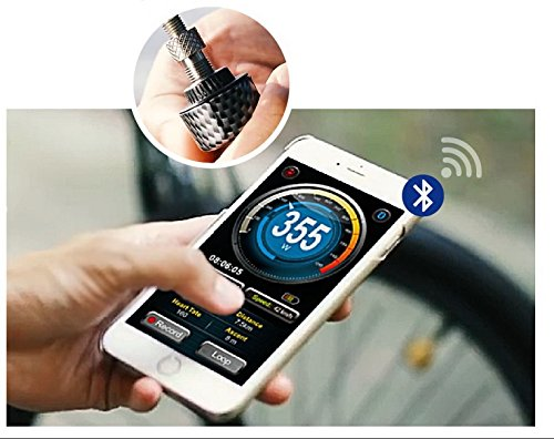 arofly電源Cadence &速度自転車メーターwith Bluetoothテクノロジー