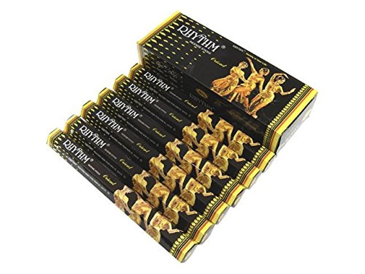 精神医学テクニカルフィットCYCLE(サイクル) リズム香オリエント スティック RHYTHM ORIENT 6箱セット