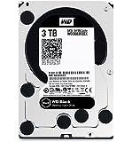 WD HDD 内蔵ハードディスク 3.5インチ 3TB WD Black WD3003FZEX SATA3.0 7200rpm 64MB 5年保証
