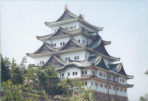 フジミ模型 1/300 大名古屋城