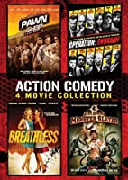 Action Comedy 4-Pack [DVD] [Import]