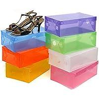 (ノタラス)Notalas 靴収納ケース 5点セット 収納袋 部屋収納 靴収納 靴保管  おしゃれ 可愛い