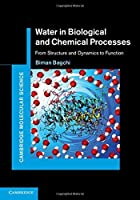 Water in Biological and Chemical Processes: From Structure and Dynamics to Function (Cambridge Molecular Science) by Professor Biman Bagchi(2014-01-13)