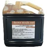 業務用洗口液 ガーグル ブラウンマウスケア (Brown mouth care) 20倍濃縮タイプ 5L (詰め替えコック付き)