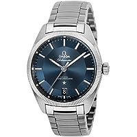 [オメガ]OMEGA 腕時計 コンステレーション グローブマスター ブルー文字盤 130.30.39.21.03.001 メンズ 【並行輸入品】